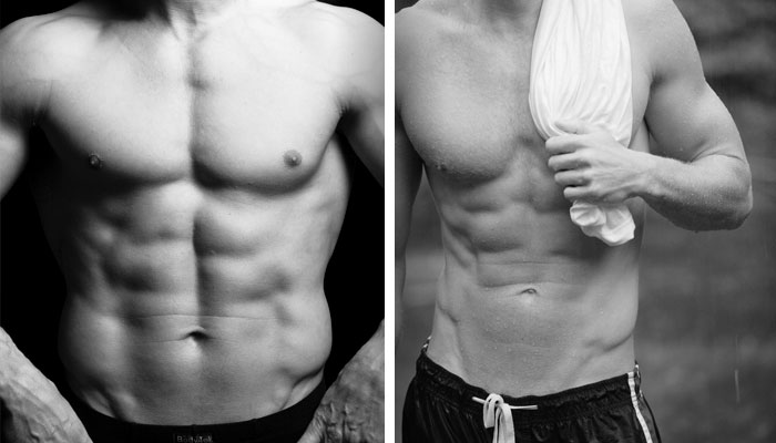 Comparison of obliques