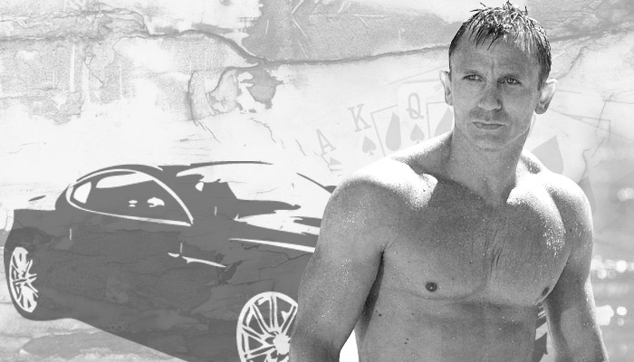Daniel Craig Workout Routine