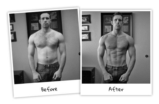 Visual Impact Cardio Before and After
