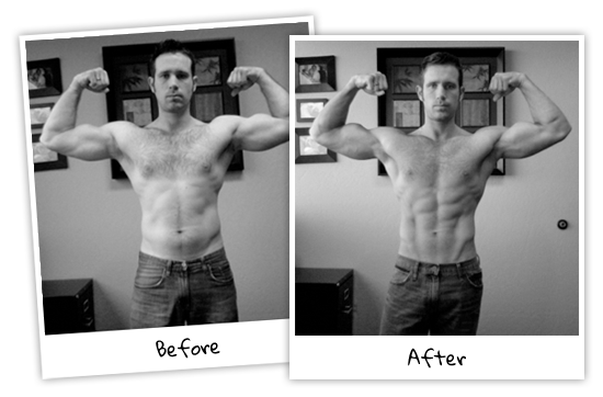 My Visual Impact Muscle Building & Cardio Results After 2 Months ...