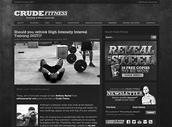 Crude Fitness