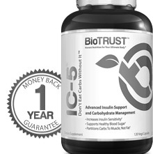IC-5 Review – Does BioTrusts's Supplement Really Boost Insulin Sensitivity and Fat Loss?