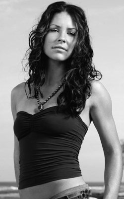 Evangeline Lilly From Real Steel