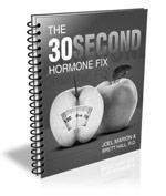 30 Second Hormone Fix